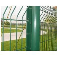 Buy cheap 1.8*2.5m PVC coated high quality welded wire mesh fence from Wholesalers