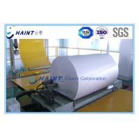 Buy cheap Paper Plant Paper Roll Handling Conveyor , Material Handling Conveyor Systems from Wholesalers