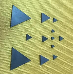 China Magnesium (Mg) Spinels Microwave Ferrite, Mn-Mg Ferrite Material Garnets Series Microwave Ceramic factory