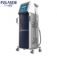 China Skin Tightening 808 Laser Hair Removal Device , Home Laser Hair Reduction Machine factory