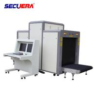 China 10080 Airport x-ray Safety Equipment X Ray Baggage Cargo Scanner with CE certificate factory
