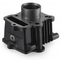 Buy cheap DY50--50cc Black Motorcycle 4 Stroke Cylinder Air Cooled Mode , 39mm Bore Diameter from Wholesalers