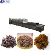 China Tunnel Microwave Food Processing Drying Machine on sale