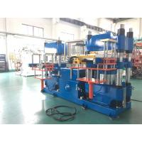 China 4 Molds Installed , 400 Ton Car Brake Pads Making Machine With Two Motors on sale