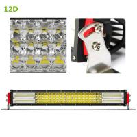 Buy cheap 22 / 32 Inch Led Light Bar Led Roadway Lighting Die Cast Aluminum Housing from Wholesalers