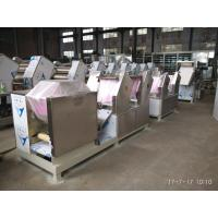 Buy cheap Wheat Flour Noodle Milling Vermicelli Production Line Maker Machine Easy Operation from Wholesalers