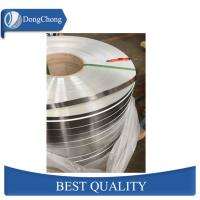 China Cold Rolling Aluminium Flat Strips For Electronic Product Surface Optional factory