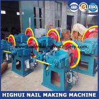 China China High speed Low noise z94-2c wire nails and panel pin making machine factory