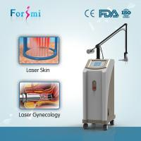 Buy cheap 30W RF galss tube Fractional CO2 laser  Machines to professinal scar removal from Wholesalers