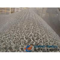 Buy cheap 60-180 Model Knittted Wire Mesh With 0.20mm, 0.23mm, 0.25mm, 0.28mm Wire from wholesalers