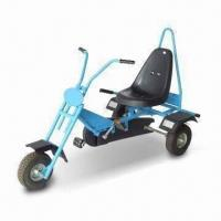 China Go Kart with Durable Plastic Fender and Pneumatic Rubber Air Tires factory