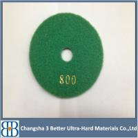 Buy cheap Resin Copper Bond Wet Diamond Polishing pads for Polishing Granite/Marble from Wholesalers