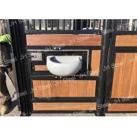 Buy cheap Wholesale Easy Equipped Galvanized Horse Stable Stall Fence Panel from Wholesalers