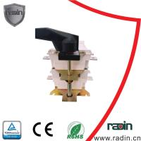China 125A-1600A Manual Transfer Switch Changover Load Isolator CCC RoHS Approved factory