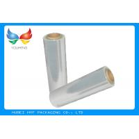 Buy cheap 30 Mic Opaque Colorful PVC Shrink Film Rolls Odorless For Packaging Food from Wholesalers