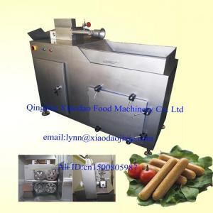 China sausage casing peeling machine on sale