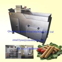 Quality sausage casing peeling machine for sale