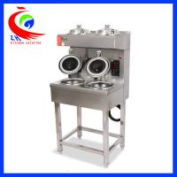 China 4 ClayPot Chinese Cooking Machine ELectric Cabinet Stove 3.4KW factory