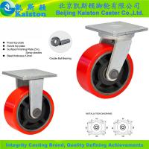 Quality KI2012 Kaiston Super Heavy duty castor wheels wholesale