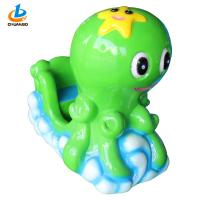 Buy cheap Green Electric FRP Coin Operated Ride On Toys With High Definition LED Screen from wholesalers