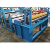 China Automation Rolled Steel Rolled Slitting Line Galvanized Steel High Speed factory