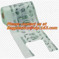 China T-shirt Bags, Vest Bags, Shopping Bags, Plastic Bags, Carry bags, Carrier, Singlet, LD, HD factory