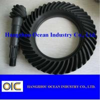 Buy cheap Pinion Gear Transmission Spare Parts Carbon steel With Bright Surface from Wholesalers