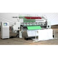 China 94 Inch Lock Stitch Multi Needle Quilting Machine Shuttle Type For Making Blankets on sale