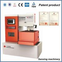 China Fully closed environmental covered CNC wire edm machine factory
