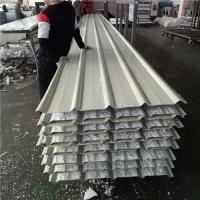 China 12kg eps sandwich PVC roof panel with 30mm polystyrene foam for warehouse factory