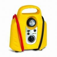 Buy cheap 2-in-1 Jump Starter with Air Compressor and Safe Switch from Wholesalers