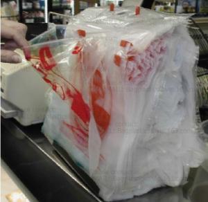 China Slider saddle bags, Snack, Sandwich, XL Sandwich, Pint, Quart, Gallon sizes, minigrip factory