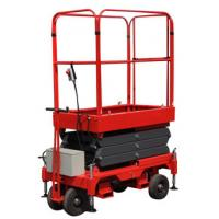 3 Meters Hydraulic Mobile Scissor Lift with 300Kg Loading Capacity