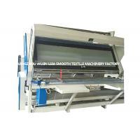 China Automatic Non Woven Fabric Winding Machine Fabric Roll To Roll Cutting Machine for sale