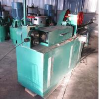 China manufacturer produce and export Wire straightening & cutting machine,