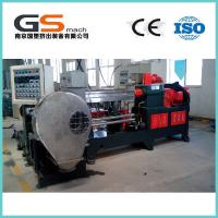 Buy cheap Plastic Film Extruder Machine For PE Cross Linking Cable Material , PVC Extruder Machine  from Wholesalers