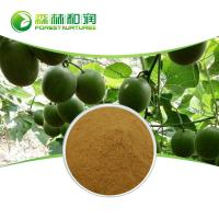 China Natural Sweeteners Monk Fruit Extract relieve heat and cool blood, engender liquid and check coughing on sale