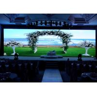 Buy cheap Aluminum LED Advertising Display , Small LED Display 1010 LED Chip 400mm Wide from Wholesalers