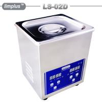 Buy cheap 2 Liter Table Top Ultrasonic Cleaner / Dental Ultrasonic Bath Digital Timer And Heater from Wholesalers