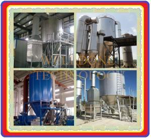 China Industrial Hot Air Dryer Machine , Energy Saving Pressure Spray Dryer on sale
