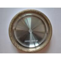 China Top-quality Resin Diamond Grinding Wheel For Straight line edging machine factory