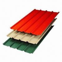 Buy cheap Color-coated Steel Coils with 508mm Inner Diameter from wholesalers