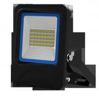 China 20W led flood light IP66 waterproof new model TUV SAA led driver CE fin heat-dissipation 0.9PFC 5730 chip outdoor lamp factory