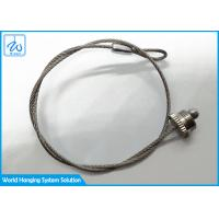 China Stainless Steel Hanging Wire Suspension Kits For Lights Quick Installation factory