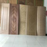 Buy cheap Wood Grain MDF Door Skin , Interior Door Skins With Different Designs from Wholesalers