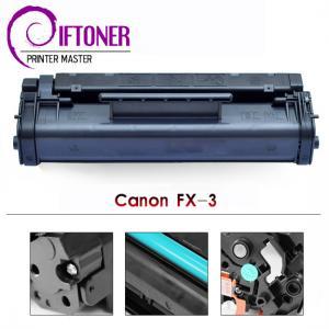 Compatible Canon FX3 (FX-3) Black Laser Toner Cartridge