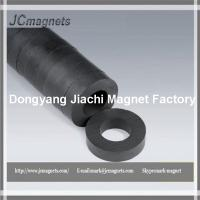 China 30X16X8,Ceramic Magnets C8,  Hard Ferrite ring Magnets Y30BH factory
