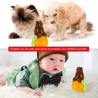 Buy cheap Christmas gift tumbler cat toy funny tumbler pet cat dog toy sunds Light from Wholesalers