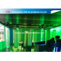 China Air Tight Colorfull Inflatable Holiday Decorations Column For Activity factory