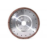 Quality Resin bond diamond cup wheel for silicon block for sale